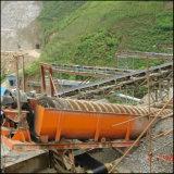 Het spiraalvormige Gesloten circuit van de Vorm van de Classificator met de Molen van de Bal voor Mijnbouw en de Was van het Zand