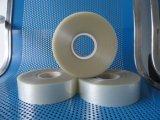 OPP transparentes zusammenrollenband 40mm, die für Geld-verbindliche Maschine anwendbar sind