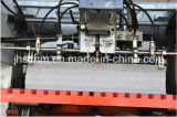 マットの熱いホイルの押し、型抜きの機械装置か機械
