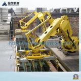 Machine d'empilement complètement automatique de brique de machine de fabrication de brique rouge de machine de réglage de brique rouge