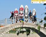 """Supp de PVC pour emballer la planche de surfing de qualité à vendre (magie (BR) 8 ' 5 """")"""