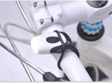 Lumière de vélo de l'idée DEL de cobra de silicones de qualité avec le blocage