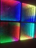 la magia 3D de nuevo al abismo embaldosa 3D el partido de las luces de la etapa del azulejo LED y de los azulejos de DJ Dance Floor de la barra del ladrillo