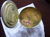 De ingeblikte Hete Verkoop van Vissen/Ingeblikte Makreel Fish/Canned Seafood/Canned