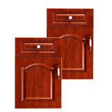 Porta de armário da cozinha do PVC (Zh041)