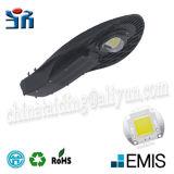 Equipamento de iluminação elevado da luz/rua da estrada do diodo emissor de luz de Brighness da tampa leve de alumínio