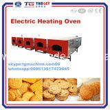 Four électrique de traitement au four de biscuit de série d'élans