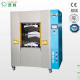 Machine de soudure de plaque chaude de prix bas pour le joint perforé de plastique de billes
