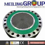 Corrosiebestendige BimetaalTubesheet voor Shell en van de Buis Warmtewisselaar