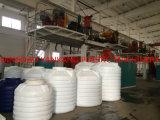 tanque de água 5000L plástico que faz a máquina moldando do sopro da máquina