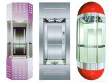 Ascenseur panoramique/ascenseur guidé de bonne qualité