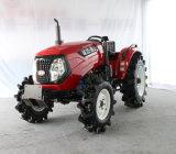 Weitaiの高品質および水田の車輪との販売Tt554のための新しい農場トラクター
