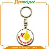 Promotie Gift Keychain met Kleurrijk Zacht Email