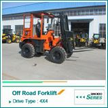 2.8t Roughの地勢Forklift (CPCY28)