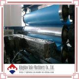 PE/PP/PVC 플라스틱 장 또는 널 밀어남 생산 압출기 기계 선