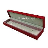 Caja de embalaje del collar Jy-Jb212 del regalo plástico de la joyería