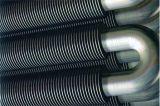 Tube à ailettes d'acier inoxydable d'AISI 304L