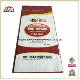 BOPP Saco Tecido para Cimento De Fertilizante De Arroz De Açúcar