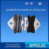ADSSケーブル/ケーブルの付属品のためのアルミ合金の中断クランプ