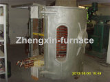 1t Coreless Medium Frequency Induction Melting Furnace für Iron