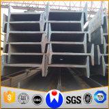 Precio laminado en caliente de la viga del acero de carbón H por el kilogramo
