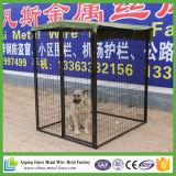 Изготовление оптовой сваренной клетки собаки ячеистой сети дешевой большой