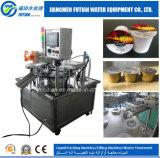 Machine en plastique de chasse aux phoques de Waterfilling de gelée de tasse de bonne quantité