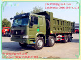 Caminhão de descarregador de Sinotruk HOWO 8*4