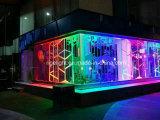 Wand-Unterlegscheibe-Licht der Leistungs-RGBW 4in1 18*10W LED für Ereignisse