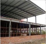 Costruzione prefabbricata della pianta di fabbrica della struttura d'acciaio