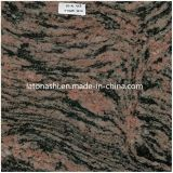 Descuento Price Natural Polished Granite Kitchen Tile para Floor/Flooring