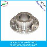 Peças fazendo à máquina de giro do CNC do alumínio da precisão do OEM, peças de trituração da aviação