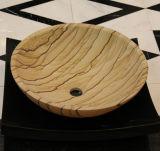 Естественная каменная раковина для кухни и ванной комнаты