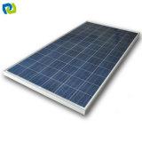 Alta efficienza comitati della pila solare da 250 watt in azione