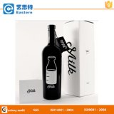 صندوق أبيض ورقة النبيذ