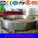 Печь лепешки Citic окисленная IC роторная разделяет покрышку ролика поддержки & роторной печи