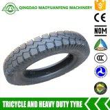4.00-12 Motorrad-Gefäß-schlauchloser Gummireifen-Reifen für Dreirad