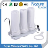 3 Stufe-Table-Top Wasser-Filter