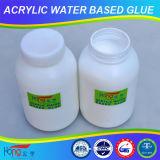 55%와 60% Solid Content는 Acrylic Water Based Adheisve/Glue를 만들었다 Self