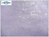 Золото/серебряная ткань сетки Sequin