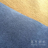 Poliester Leather Fabric Bonded para Furniture
