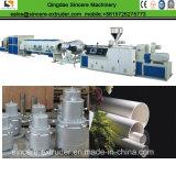 Tubo de la cubierta de Sheating del cable de transmisión del PVC C-PVC que hace la máquina de la fabricación