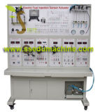 教育装置エンジンの冷却装置の技術教育装置