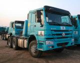 De Vrachtwagen van de Tractor van de Aanhangwagen van Sinotruk HOWO voor Verkoop met Hoge VoorBumper