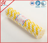 Fantastische PapierEco Trinkhalm-Plastiktrinkhalme