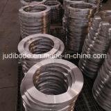 Il collo della saldatura del acciaio al carbonio di BACCANO dell'ANSI ha forgiato le flange degli accessori per tubi