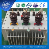 Padrões S13 de IEC/ANSI, transformador Oil-Immersed da distribuição da selagem 11kv cheia trifásica
