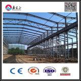 Almacén de la estructura de acero con terremoto incombustible/anti