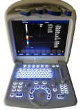 15 pouces LCD Ob / Gyn / Vascular Portable Ultrasound Color Doppler System