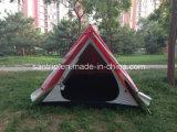 デジタルプリント二重層のキャンプテントをくまなく